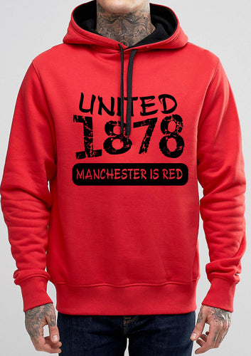 Manchester United Basic Hoodie