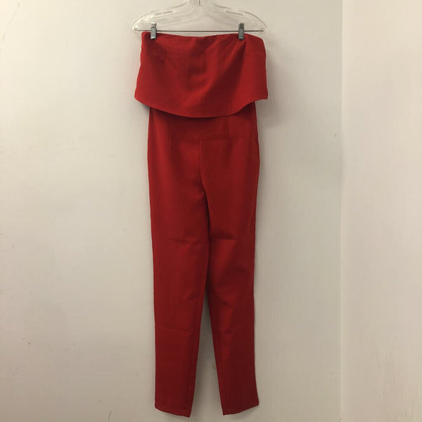 M misguided WOMEN'S JUMPSUIT red 6