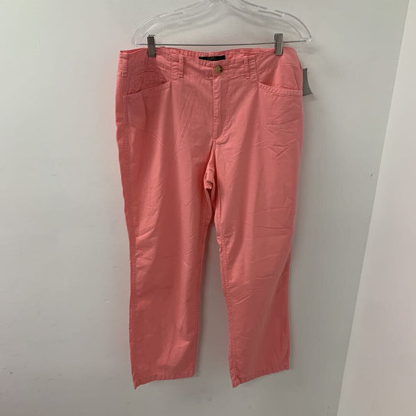 LRL lauren jeans co WOMEN'S PANTS pink 12