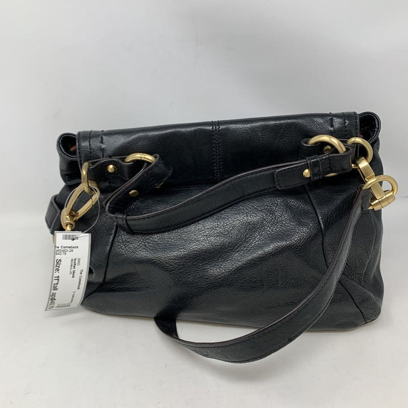 "b makowsky WOMEN'S BAG black 11""tall approx."