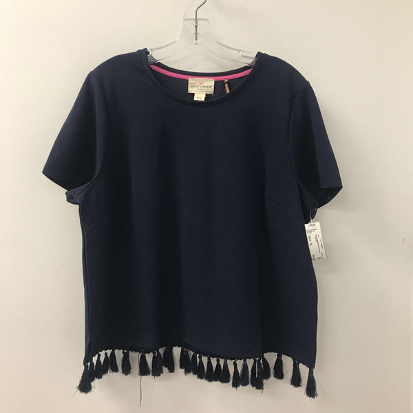 LINDEX WOMEN'S TOP navy XL