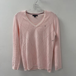 TOMMY HILFIGER WOMEN'S SWEATER pink S