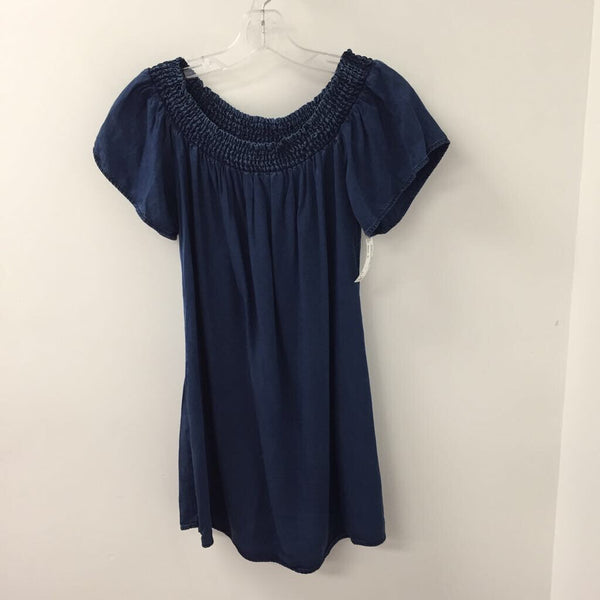ABERCROMBIE & FITCH WOMEN'S DRESS blue S