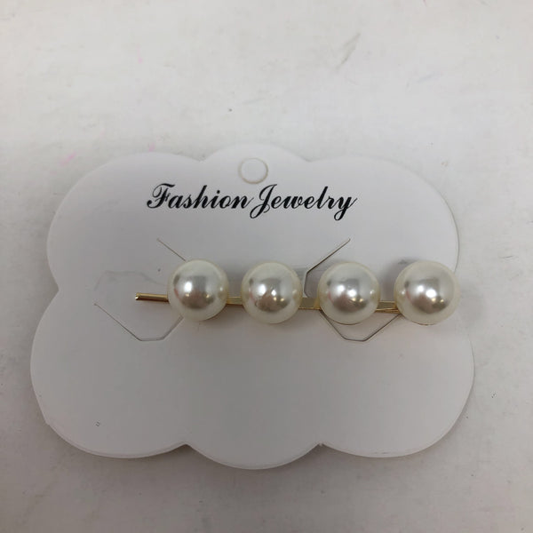 Bobby Pins Oversized Pearls