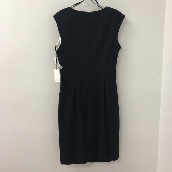CALVIN KLEIN WOMEN'S DRESS BLACK 8
