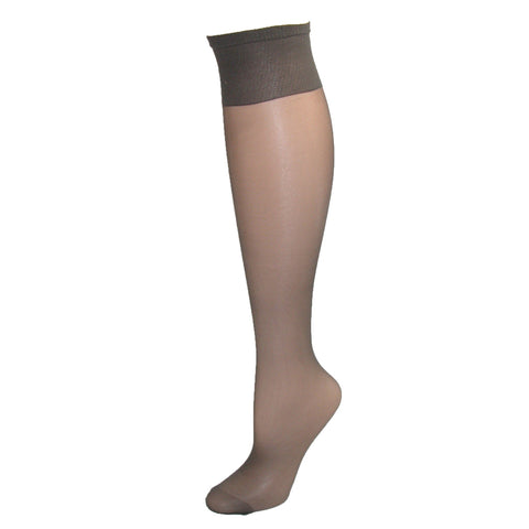 Silky Smooth Knit Knee High Trouser Socks|Pop Socks|one size|2 pair pack