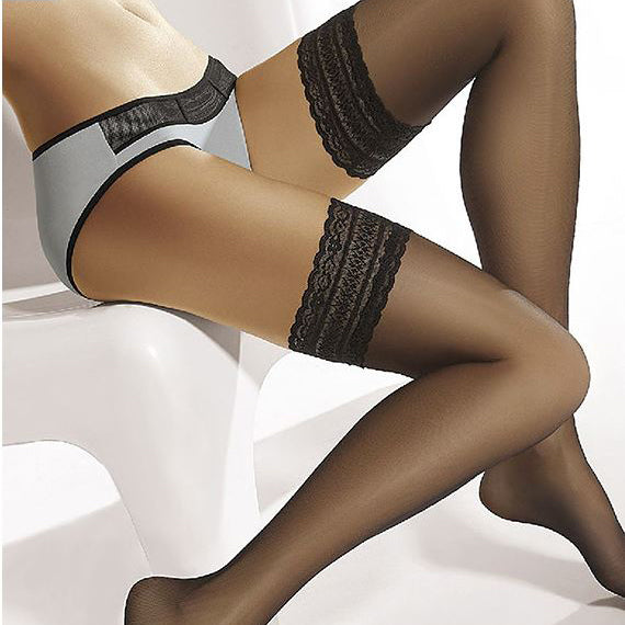 Gatta Michelle Ultra Sheer 8 Denier Hold ups
