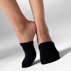 Gipsy 1/2 Foot Mule Socks With Non Slip Sole - Leggsbeautiful