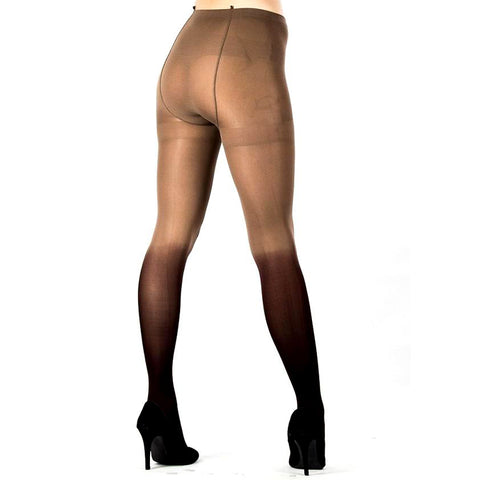 Leggsbeautiful 70 Denier Soft Opaque Ombre Tights - Leggsbeautiful
