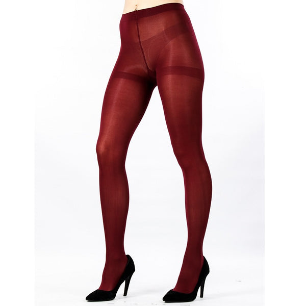 Leggsbeautiful Luxury 70 Denier Coloured Opaque Tights - Leggsbeautiful