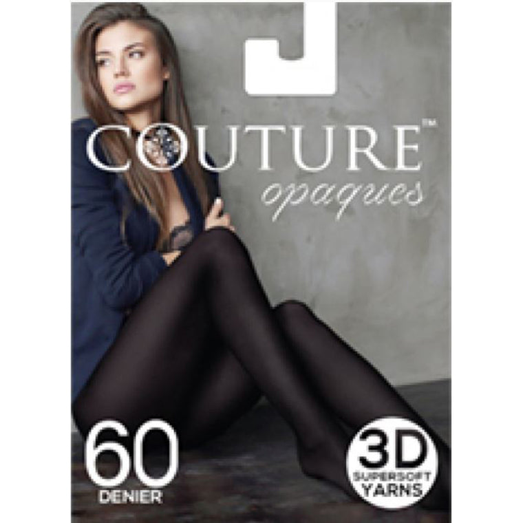Couture By Silky 60 Denier Semi Opaque Tights
