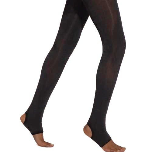 Gipsy 90 Denier Opaque Toeless Stirrup Tights