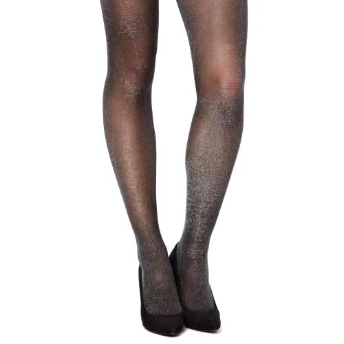 Gipsy Sparkle Lurex Glitter Tights - Leggsbeautiful