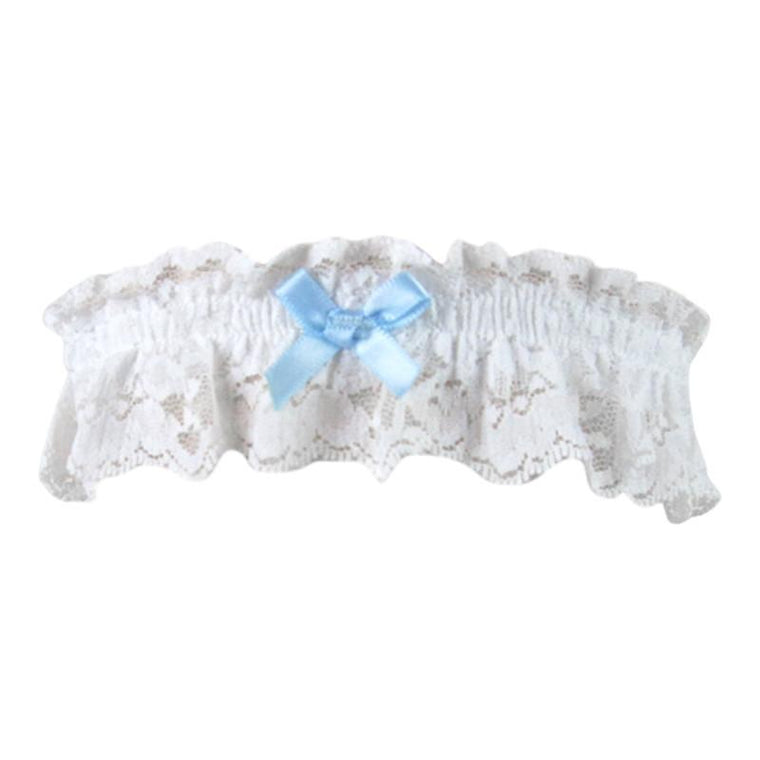 Delicate Lace Vintage Style Garter