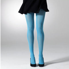 Gipsy 40 Denier Coloured Opaque Tights - Leggsbeautiful