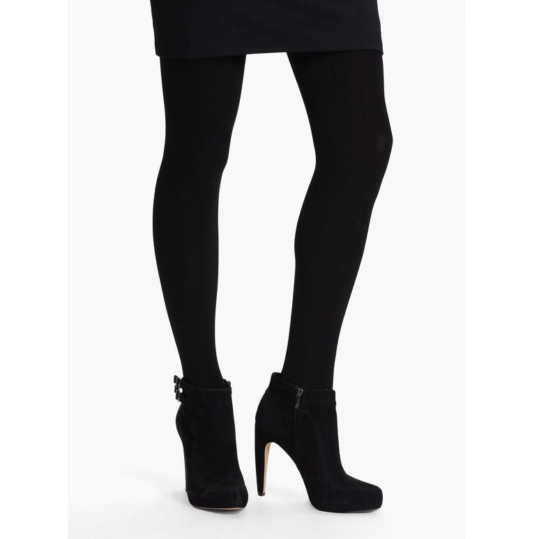 Silky 200 Denier Thick Fleece Lined Thermal Opaque Tights - Leggsbeautiful