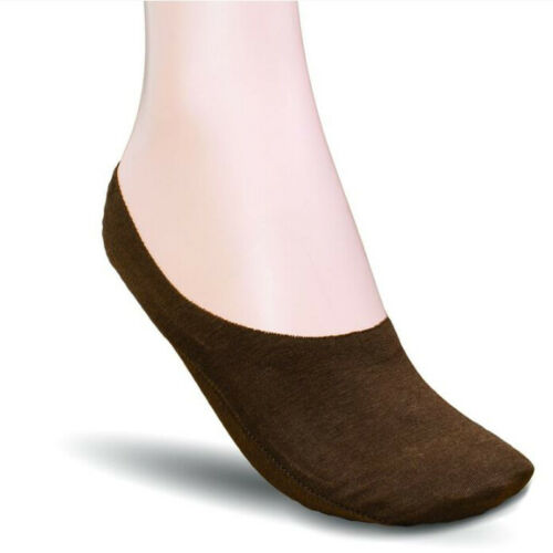 Silky Men's Cotton Rich Invisible Shoe Liner
