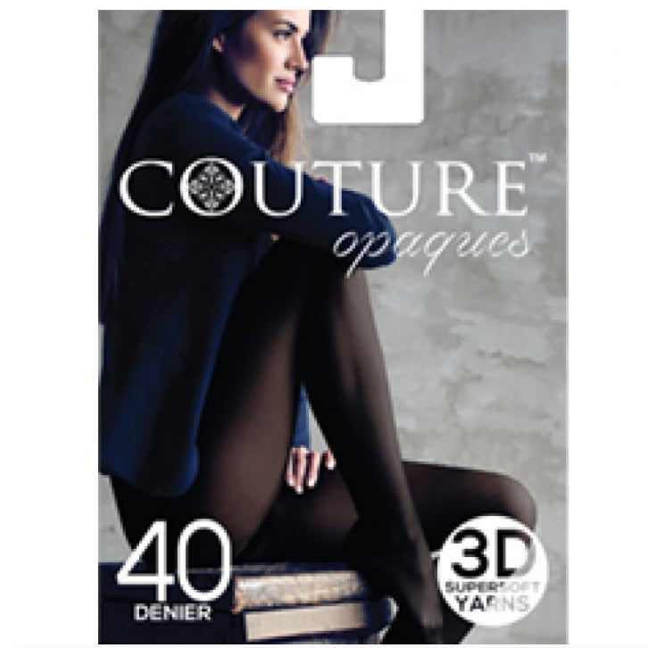 Couture By Silky 40 Denier Semi Opaque Tights