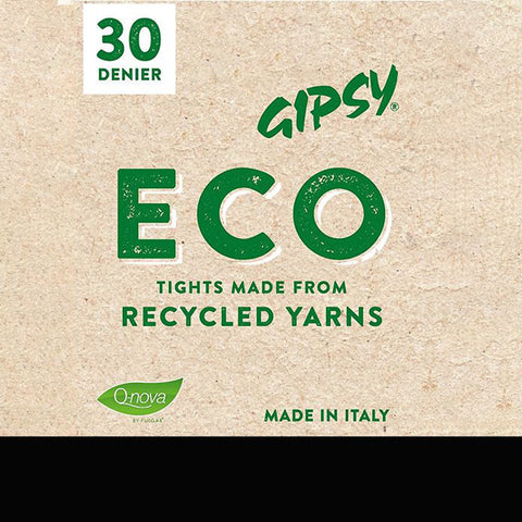 Gipsy 30 Denier Eco Tights [Made from recycled yarn] - Leggsbeautiful