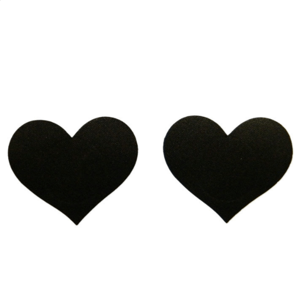 Heart Shaped Adhesive Nipple Covers