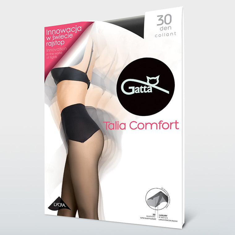 Gatta Talia Comfort 30 Denier Sheer Tights