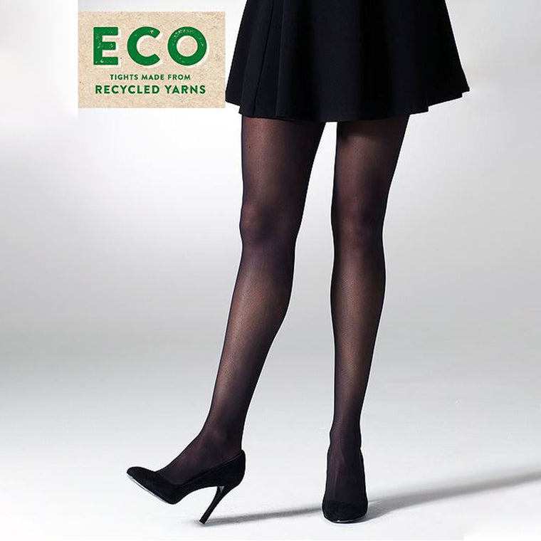 Gipsy 30 Denier Eco Tights [Made from recycled yarn]