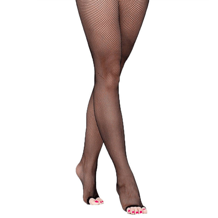 Leggsbeautiful Toeless Fishnet Tights