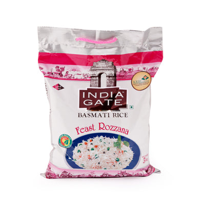 India Gate Feast Rozzana Basmati Rice