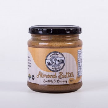 The Old Stone Mill Almond Nut Butter