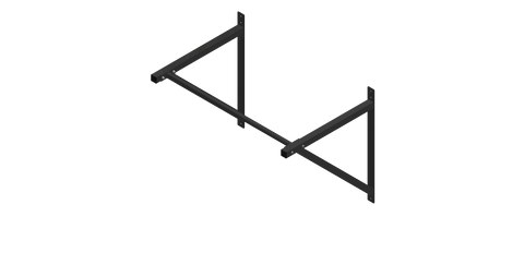 Iron Legion Basics Pull-up Bar