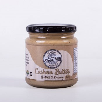 The Old Stone Mill Cashew Butter