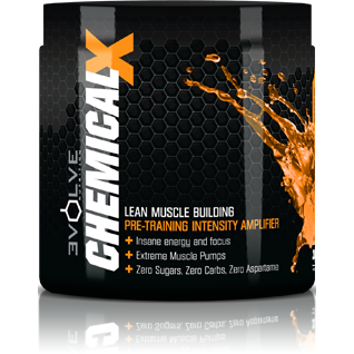 Evolve Chemical-X, Pre-workout, Evolve, Legion Health (Pty)Ltd