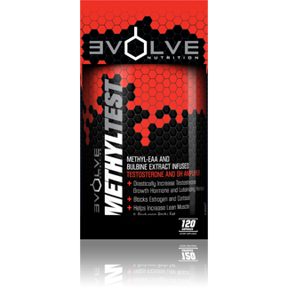 Evolve Methyltest (120 Caps), Testosterone Booster, Evolve, Legion Health (Pty)Ltd