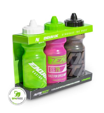 Nutritech Hydration Bottle 3 pack