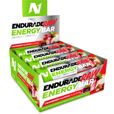Nutritech Endurade Raw Energy bar (12 box)