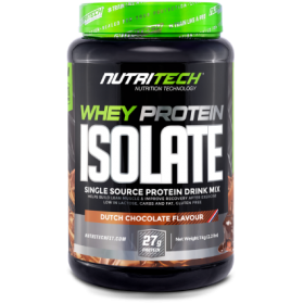 Nutritech Whey Isolate