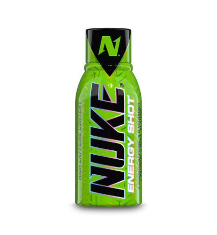 Nutritech Nuke Energy Shot (12x60ml)