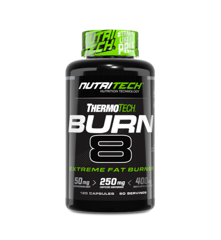 Nutritech ThermoTech Burn 8
