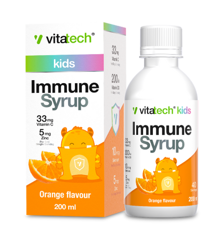 Vitatech Immune Syrup for Kids