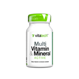 VitaTech® Multi-Vitamin & Mineral - Active