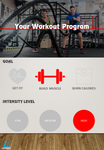 Build Muscle High Intensity Workout Program
