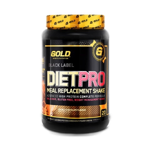 Gold Sports Nutrition DietPro, Meal Replacement, Gold Sports Nutrition, Legion Health (Pty)Ltd