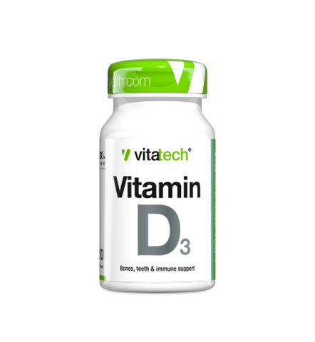 Vitatech Vitamin D3