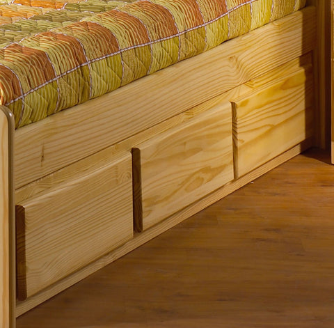 Innovations Three Drawer Under Bed Chest - Main Street Furniture Outlet