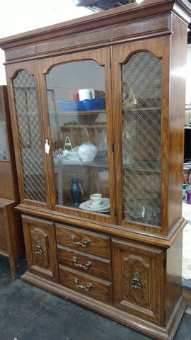 Laminate Hutch - Main Street Furniture Outlet