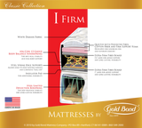 Cottage Day Bed With Gold Bond Mattress - Main Street Furniture Outlet