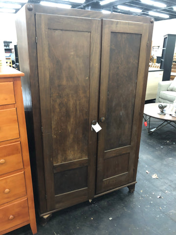Used Pine Cabinet - Main Street Furniture Outlet