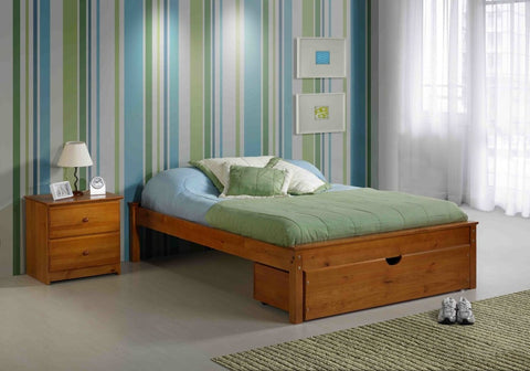 Innovations Cheyenne Platform Bed - Main Street Furniture Outlet