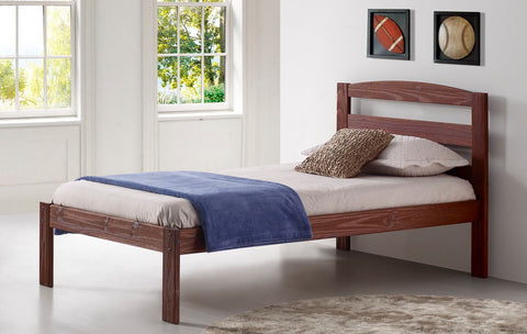Kingston Platform Bed - Main Street Furniture Outlet