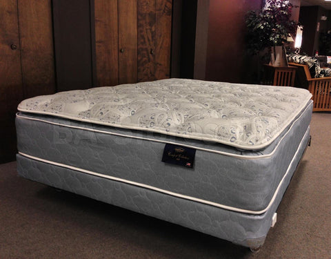 "Comfort Collection Plush 11.5"" Mattress - Main Street Furniture Outlet"